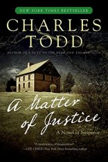 matter of justice by charles todd