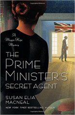 prime ministers secret agent by susan elia macneal