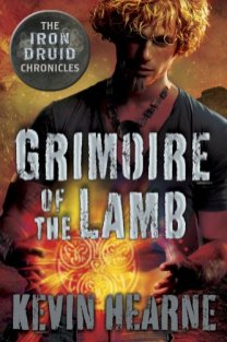 grimoire of the lamb by kevin hearne