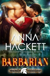 barbarian by anna hackett