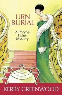 urn burial by kerry greenwood