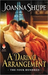 daring arrangement by joanna shupe