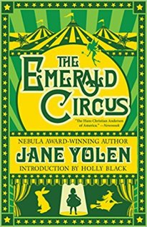 emerald circus by jane yolen