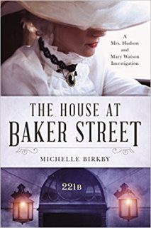 house at baker street by michelle birkby