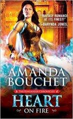 heart on fire by amanda bouchet