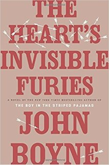hearts invisible furies by john boyne