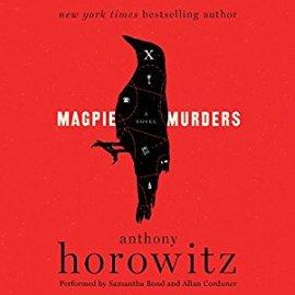 magpie murders by anthony horowitz audio