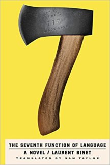 seventh function of language by laurent binet