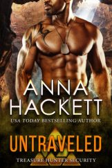 untraveled by anna hackett