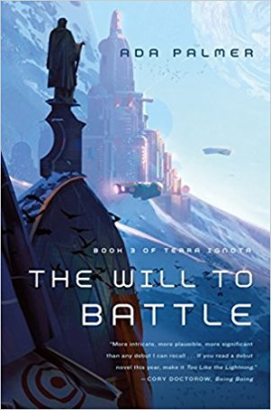 will to battle by ada palmer