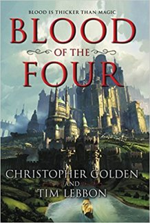 blood of the four by christopher golden and tim lebbon