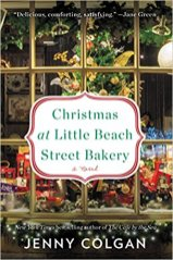christmas at little beach street bakery by jenny colgan