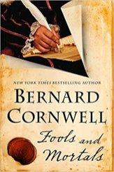 fools and mortals by bernard cornwell