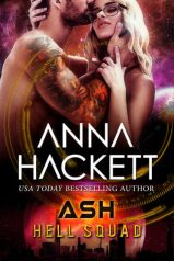 hell squad ash by anna hackett