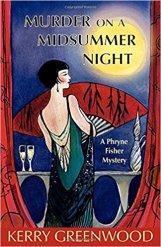 murder on a midsummer night by kerry greenwood