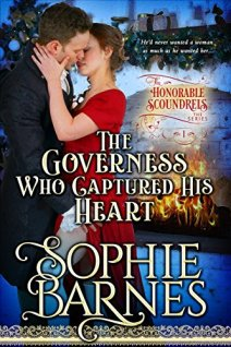 governess who captured his heart by sophie barnes