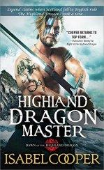 highland dragon master by isabel cooper