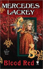 blood red by mercedes lackey
