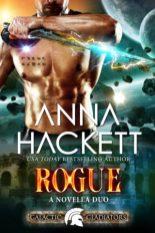 rogue by anna hackett
