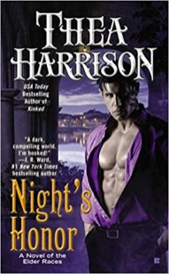 nights honor by thea harrison