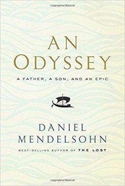 odyssey by daniel mendelsohn