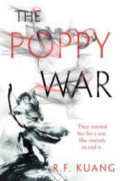 poppy war by rf kuang