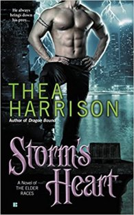 storms heart by thea harrison