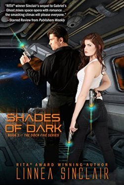 shades of dark by linnea sinclair