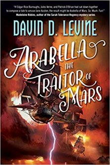 arabella the traitor of mars by david d leving