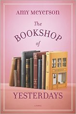bookshop of yesterdays by amy meyerson
