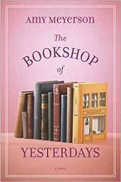 bookshop of yesterdays by amy meyerson