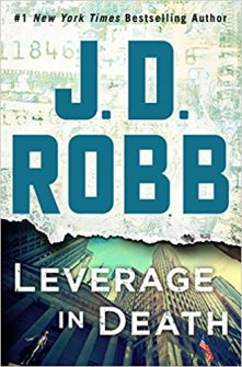 leverage in death by jd robb