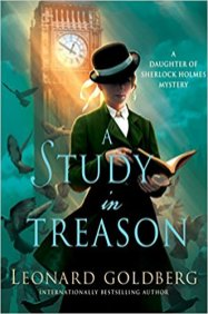 study in treason by leonard goldberg