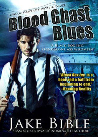blood ghast blues by jake bible