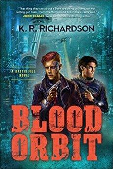 blood orbit by kr richardson
