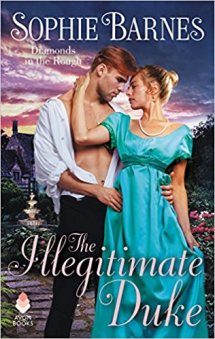 illegitimate duke by sophie barnes
