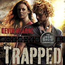 trapped by kevin hearne audio