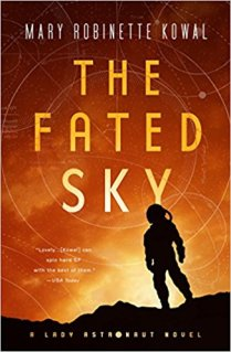 fated sky by mary robinette kowal