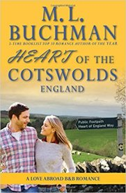 heart of the cotswolds england by ml buchman
