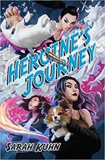 heroines journey by sarah kuhn