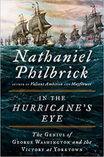 in the hurricanes eye by nathaniel philbrick