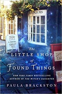 little shop of found things by paula brackston