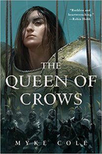 queen of crows by myke cole