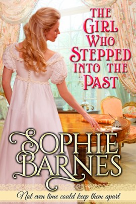 girl who stepped into the past by sophie barnes