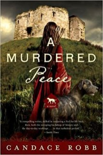 murdered peace by candace robb