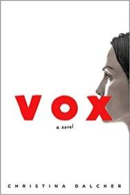 vox by christina dalcher