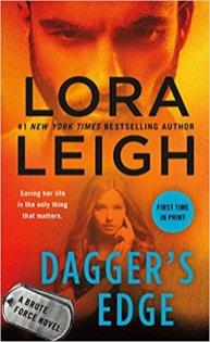 daggers edge by lora leigh