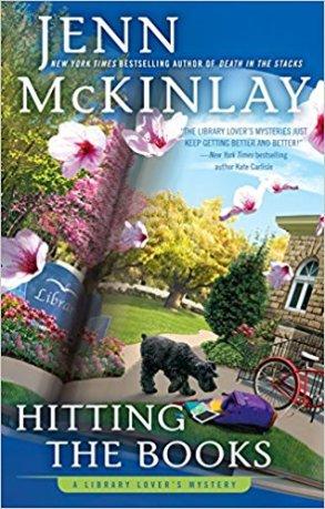hitting the books by jenn mckinlay