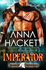 imperator by anna hackett