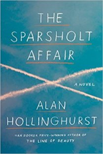 sparsholt affair by alan hollinghurst